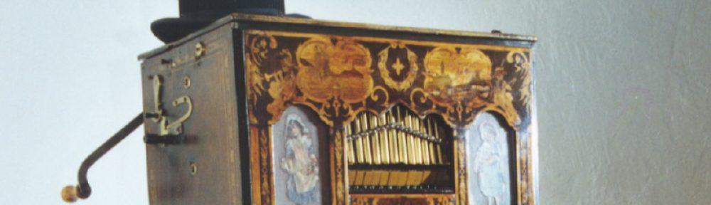 Mechanischer Musiksalon